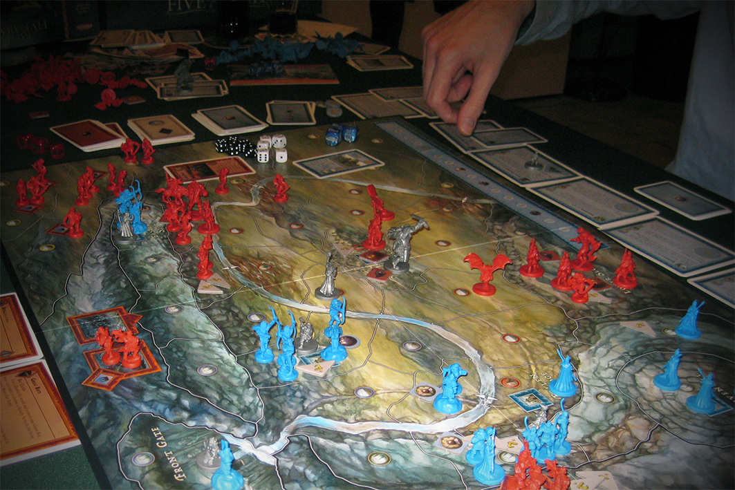 Battle of the 5 armies